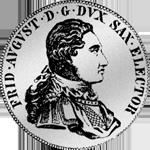 Konventions Spezies Taler Silber Münze 1799