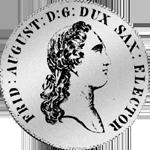 Münze Konventions Taler Spezies Silber 1773