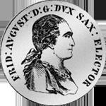 Münze Silber 1/3 Reichs Taler 1791