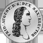 1/3 Reichs Taler 1783 Silber Münze