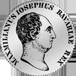 Kronen Taler Silber Münze 1816