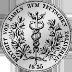 Taler Silber Spezies Rückseite Münze Konvent 1835