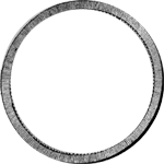 Umschrift Spezies Taler Konvent 1833 Münze Silber