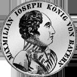 Münze Silber Konventions Taler Spezies 1828