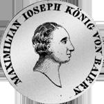 6 Batzen oder 20 Kronen Stücke 1810 Silber Münze