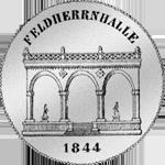 1844 Vereins Taler Stück 2 1844 Rückseite Silber Münze