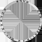 Umschrift Silber Münze 2 Taler Stück Vereins 1844