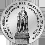 Münze Silber Rückseite Vereins Taler Stück 2 1843