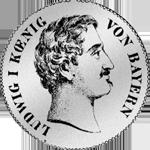 Vereins Taler 2 Taler Stück 1842 Silber Münze