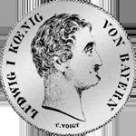 Vereins Silber Taler 2 Taler Stück Münze 1839
