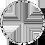 Umschrift 1839 Taler Stück 2 Vereins Münze Silber