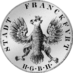 1793 Spezies Taler konv 1793 Münze Silber