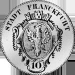 1788 Kronen Stück 10 Batzen 3 Münze Silber Rückseite
