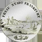 Silber Münze 2 Taler Stück Vereins 1841