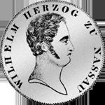 Kronen Taler 1832 Silber Münze