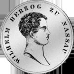 Kronen Taler Silber Münze 1818