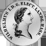 Konv Spezies Taler Silber Münze 1813