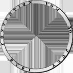 Umschrift 844 Taler Stück Silber Münze Vereins