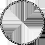 Umschrift Silber Münze Kopf 20 Kronen Stück 1820