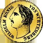 Dukaten Gold Münze 1841