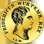 Dukaten Gold Münze 1813