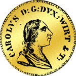 Dukaten Gold Münze 1790