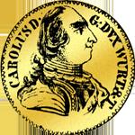 1762 Dukaten Gold Münze