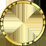 Umschrift Guldenstück 10 Münze Gold 1824