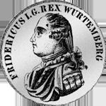 Konventions Taler Silber Münze 1806
