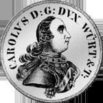 Silber Münze Konventions Spezies Taler 1760