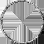 Hohenlohe 1770 Konventions Spezies Taler Silber Münze Umschrift