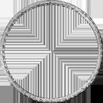 1759 Spezies Taler Münze Silber Konventions Montfort Umschrift