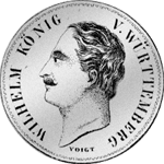 Vereins Taler Silber Münze 2 Stück 1840