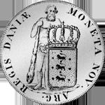 Reichs Taler Spezies 1786 Münze Silber