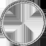 1820 Spezies Taler 1/6 Münze Silber Umschrift