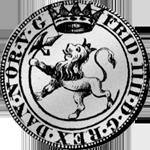 1727 Taler Spezies Silber Münze 1/12