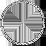 1819 Spezies Taler Silber Münze 1/24 Umschrift