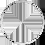 Umschrift Silber Münze Fünf Franken Stück 1815