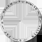 Silber Münze 1791 Neu Taler Halber Laub