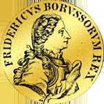 Münze Doppel-Friedrichsdór 1750 Gold