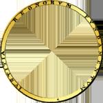 1823 Souverain Gold Münze Sovrano