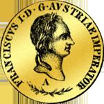 Ducaten 1822 Gold Münze