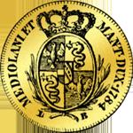 1784 Ducaten Gold Zechino Münze