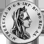 1780 Nuova Lira Silber Münze