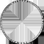 Scudo alte Lire Münze Silber 1785
