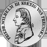 Kurant Taler aus dem Jahr 1789 Silber Münze