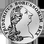 1768 1/4 Reichs oder Kurant Taler Silber Münze