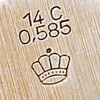585er Gold mit Prüfsäure testen