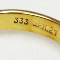 mit Prüfsäure 333er Gold testen