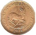 2 Rand Goldmünze Ankauf